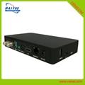 安卓系统DVB-S2X卫星接收器4K H.265支持 3
