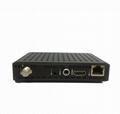 LINUX系统DVB-C机顶盒