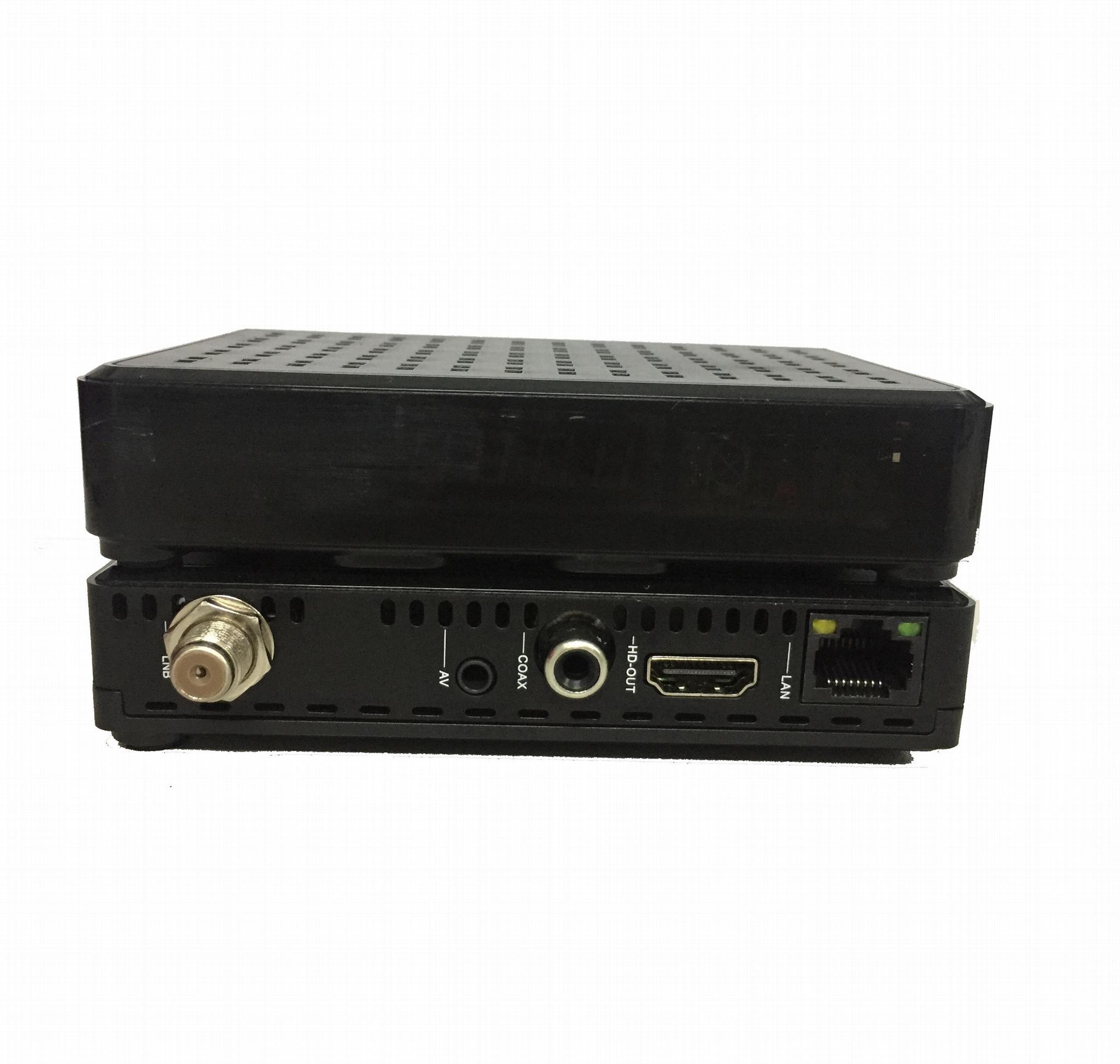 LINUX系統DVB-C機頂盒 2