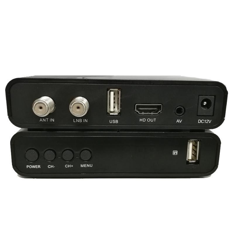 DVB-S2+ISDB-T Combo 支持wifi IPTV 3
