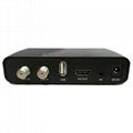 DVB-S2+ISDB-T Combo 支持wifi IPTV 4