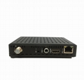 Linux DVB-S2 H.265 HEVC digital satellite receiver GX6621 support TKGS signal