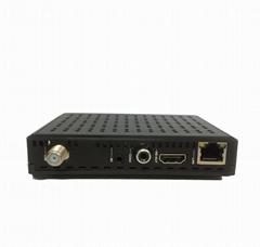 Linux system DVB-S2 H.265 HEVC GX6621 DVB-S2 支持TKGS