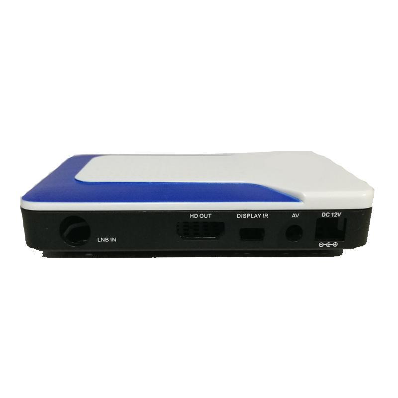 Mini DVB-S2 GX6605S support TKGS signal for Turkey market