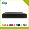 4K DVB-S2 Ultra-box V8 Plus support H.265 HEVC IPTV tv box