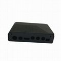 DVB-T2 +Cable tv box Combo tv boxmini size factory support cheap price