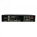 DVB-S2 High Definition FTA set top box