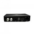 Linux DVB-S2 HD H.265 HEVC GX6621 支持Weblet
