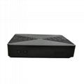 Linux DVB-S2 HD H.265 HEVC GX6621 support weblet