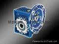 RV铝合金微型蜗杆减速机