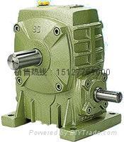 WPA圆柱蜗杆减速机 1