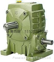 WPA圆柱蜗杆减速机