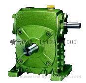 WPS圆柱蜗杆减速机