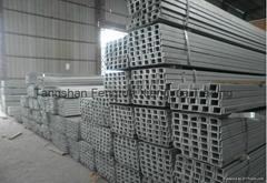 Channel Steel SS400