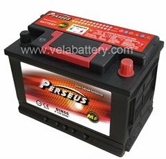 MF Automotive  Battery-DIN66