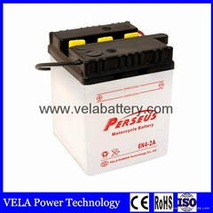 Best Price 6N4-2A Dry Cell Conventional Lead Acid Motorcycle Battery