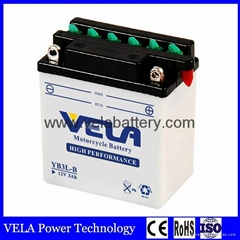 Cheap Price YB3L-B High Performance Lead Acid Motorcycle Battery