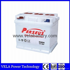 Good Design DIN36 Dry Rechargeable Lead Acid Car Battery