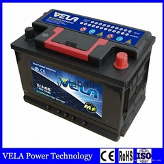 Hot Sale Best Price DIN66 MF Lead Acid Car Battery