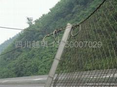 雲南邊坡防護網