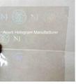 NJ New Jersey  hologram