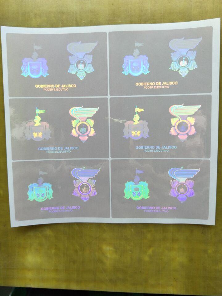 Mexico hologram