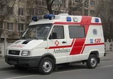 依維柯得意款救護車