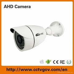 Waterproof 1.3MP Night Vision AHD Camera with Bracket 960p digital camera