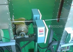Model LDM50, Non-contact measurement Laser diameter control gauge
