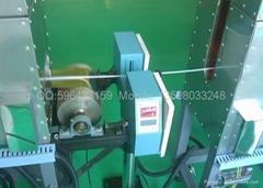 Model LDM50, Non-contact measurement Laser diameter control gauge