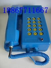 KTH17煤矿井下防爆用电话机