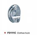 Good price good quality bathroom accessories zinc alloy 1