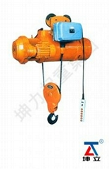 MD1鋼絲繩電動葫蘆