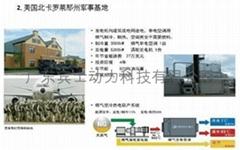 天然气分布式能源系统项目
