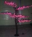 1.5M LED Christmas Artificial Bonsai Cherry Tree Lights 3