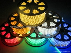 SMD5050 LED  Flexible PVC Rope Lights