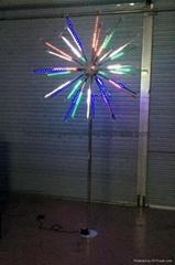 AC24V 3M  LED Outdoor Christmas Decorative Lighted Fireworks