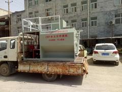 水泥浆洒布机