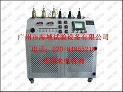 單極突跳式溫控器壽命測試台