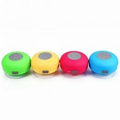 Portable  Shower Waterproof Wireless Bluetooth Speaker