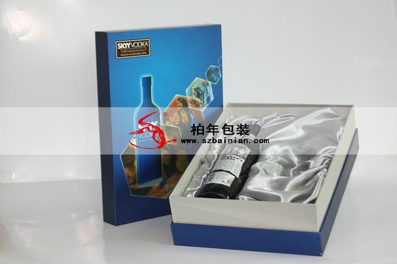 陕西红酒精美礼盒设计包装 5