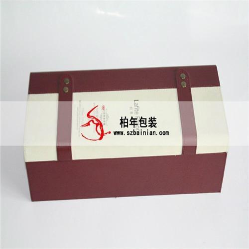 專業皮盒廠家創意包裝 2