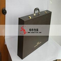 陕西高档皮盒订制