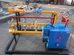 CNG壓縮天然氣減壓撬