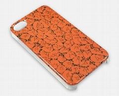IMD工藝iphone4手機護套外殼