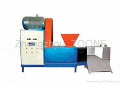 2014  Best Seller Wood Charcoal Briquette Making Machine