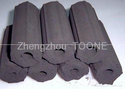 2014  Best Seller Wood Charcoal Briquette Making Machine  2