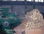 High efficient sawdust briquette charcoal making machine  3