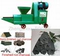 High capacity wood rod charcoal making machine in china 3