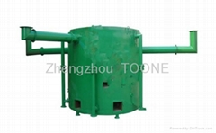 TOP Quality Wood Carbonizing Furnace for Charcoal Making